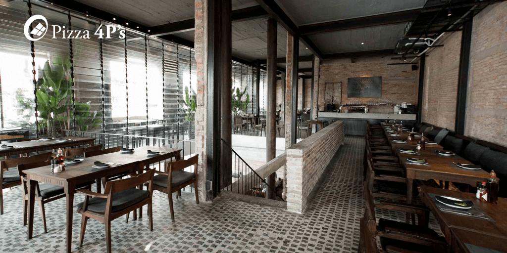 Hành trình khám phá @ Pizza 4P's Bến Thành của Asia Bars & Restaurants – Âm hưởng Pizza giữa lòng Sài Gòn.